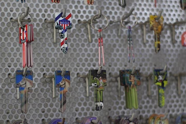 cerrajeria barranquilla Llaves para carro con micro chip
